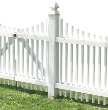 right fence